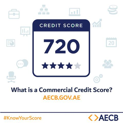AECB Commercial Credit Score